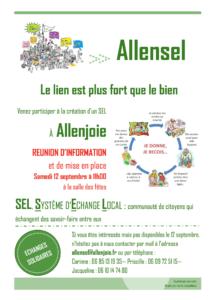 Allensel - Le lien est plus fort que le bien