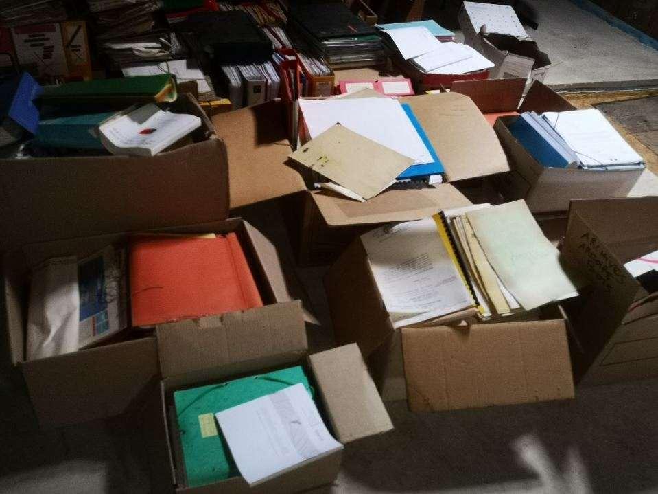 Des archives…. Et une déclaration