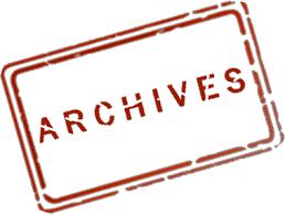 Archives allégées