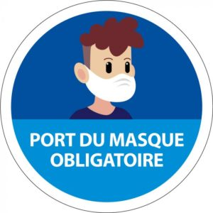 Port du masque « en agglomération »