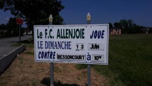 Football club Allenjoie