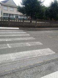 Marquage routier, réparation et projet